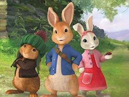 人气动画《比得兔》改编手游公布 预计5月推出
