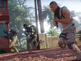 玩家希望《幽灵行动》加入大逃杀 育碧:技术难度太大
