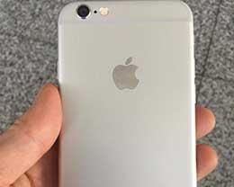 800块的iPhone 6,系统还是绝版的,你说给力不!