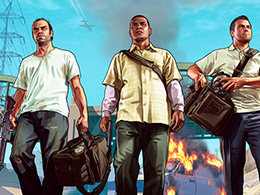 《GTA5》总收入达到60亿美元 T2股价大涨