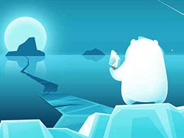 与北极熊一起恢复北极 音乐跳跃游戏《北极旋律》上架