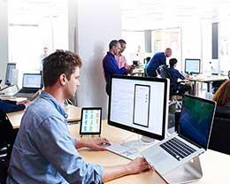 企业员工更喜欢Mac和iOS 而非Win或Android