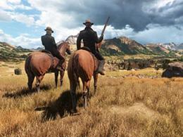 开放世界游戏《荒野西部OL》5月10日登陆Steam平台