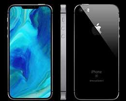 iPhone SE最美外形渲染图:用上惊艳刘海屏