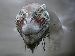 【游戏杂谈】《战神4》里的世界巨蛇其实是奎爷的孙子