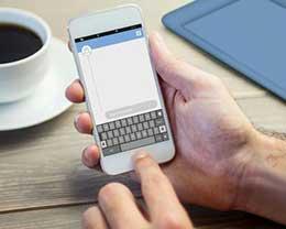 如何用iPhone花式发短信