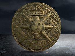 赞美太阳的勇者们啊,是时候买下这枚黑魂徽章了