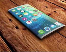 不满足于全面屏,苹果iPhone未来或采用环绕显示、触控边框