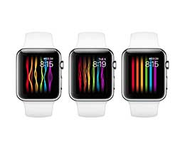 Apple Watch全新彩虹表盘 想提前尝鲜吗?
