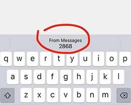 iOS12贴心小功能:iPhone也能自动复制短信验证码了
