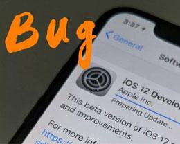 iOS 12 测试版问题多多,已知BUG汇总