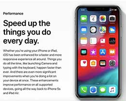 不科学的iOS12 苹果如何让它在iPhone上跑得更快