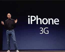十年了,乔布斯发布的苹果iPhone 3G还有人记得吗