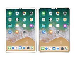 新全面屏iPad设计图释出 果粉沸腾一波?