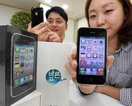 韩国运营商重新开卖苹果iPhone 3GS:售价仅260元