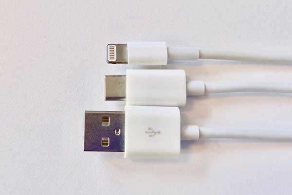 iPhone和USB-C绝配,但苹果会抛弃Lightning接口吗?