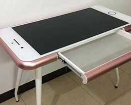 """新iPhone各种传言还在满天飞   iPhone 100已经""""横空出世"""""""