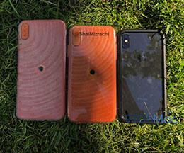 了解一下:iPhone X Plus保护壳曝光