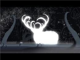 诡异唯美神话 来自俄罗斯的阴冥 《The Mooseman》麋鹿人手游试玩