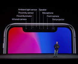 报告称2018款iPhone和两款iPad都将配备Face ID传感器