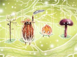太美了吧 我也想住在树上!植物精灵Botanicula手游试玩