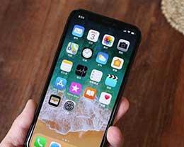 iPhoneX电量百分比显示设置方法