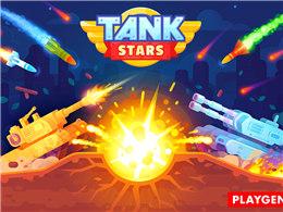 无差别狂轰滥炸 Tank Stars手游试玩