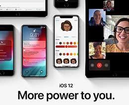 苹果发布iOS 12 GM版:如何更新至iOS 12 GM版?