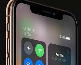 苹果官方展示iPhone XS Max的双卡信号