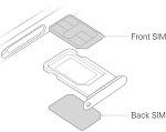 iPhone XS Max 的双卡双待功能怎么用?  如何设置默认流量卡?