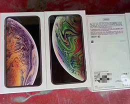 苹果iPhone XS Max在运输途中:外包装曝光