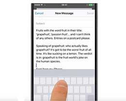 iOS 12正式版为无3D Touch的iOS设备带来重按编辑功能