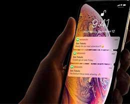 你,因为什么喜欢/不喜欢苹果iPhone XS?