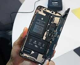 iPhone XS Max拆解图解:更多的是细节上的变化