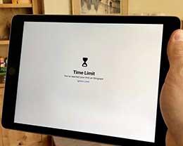 孩子们发现漏洞:苹果iOS 12屏幕限制时间可轻松绕过