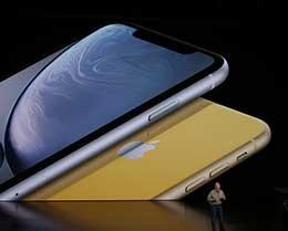 iPhone XR通过FCC认证:10月19日开卖