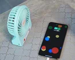 降温可以使iPhone XS Max 充电更快吗?