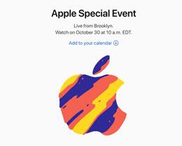 新发布会的邀请函好看吗?其实苹果设计了 86 个苹果 Logo