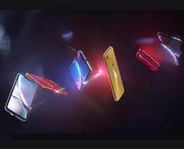 苹果官方发布炫酷iPhone XR宣传短片