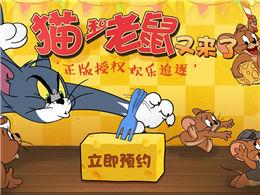 探班新版本,《猫和老鼠》玩家见面会火热招募中!
