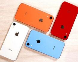 苹果销售主管:iPhone XR命名并无特殊意义,分辨率达到Retina级别