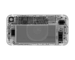 一窥 X 光下的 iPhone XR,看看与 iPhone XS 差别在哪里