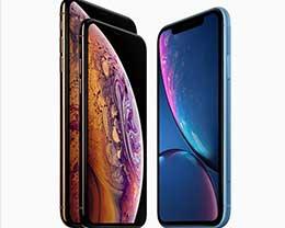 iPhone XS和iPhone XR天线信号哪个好?