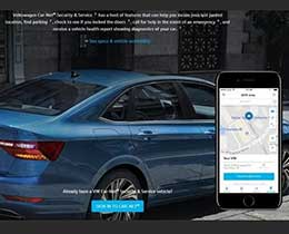 大众与苹果加深合作:无需钥匙,用 Siri 解锁大众汽车
