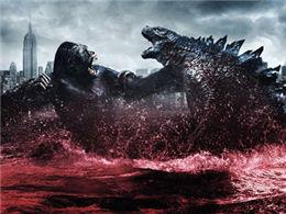 影史最强怪兽对决 《哥斯拉大战金刚》正式开机!
