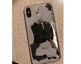iPhone X 升级 iOS 12.1 后发生爆炸,苹果表示只是巧合