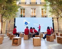 巴黎香榭丽舍大街 Apple Store 即将开业:抢先欣赏照片