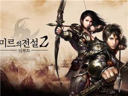 MMORPG《传奇2:重启》将于11月21日正式推出