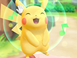 不被看好?《Pokemon Let's Go》首周销量破300万份