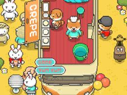 模拟经营《Food Truck Pup:烹饪厨师》上架
